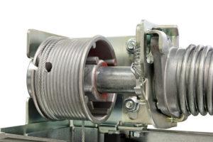 Solid 500 S kabeltrommel en veerbreuk